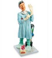 Fo-85548 статуэтка хирург (the surgeon. forchino)