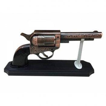 Зажигалка пистолет на подставке, l26 см