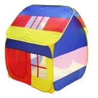 Палатка игровая домик большой, сумка