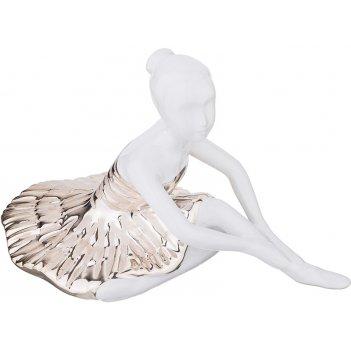 Статуэтка балерина 17*10 см высота=10 см (кор=12 шт.)
