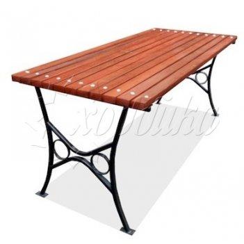 садовые столы