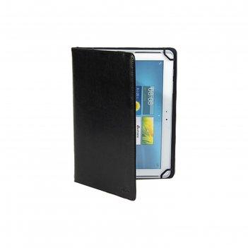 Чехол rivacase (3007), для планшетов 9-10,1, черный