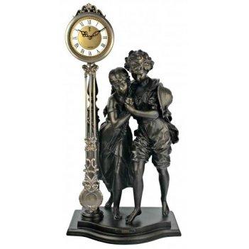 Скульптурные часы восток французская бронза br-3120
