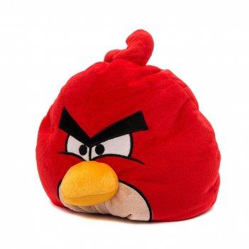 Angry birds декоративная подушка красная птица red bird 25см