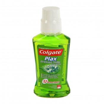 Ополаскиватель для полости рта colgate plax «лечебные травы», 250 мл