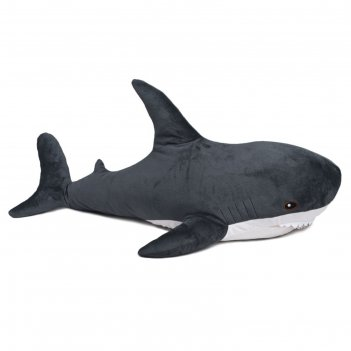 Мягкая игрушка акула 98 см akl3