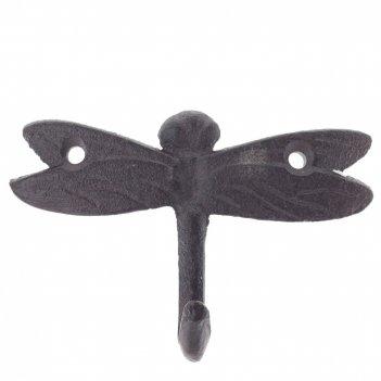 Крючок стрекоза, l11 w3 h7,5 см