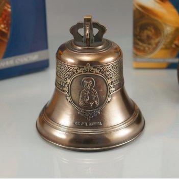 Колокол 1кг святая мц. лариса готфская