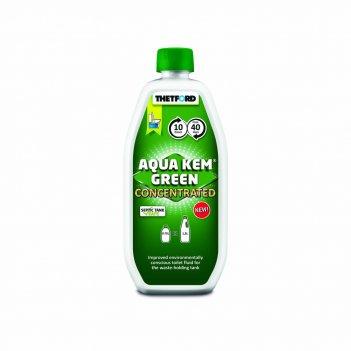 Жидкость для биотуалета aqua kem green conс. (0,75 л)