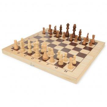 Шахматы сибирские большие