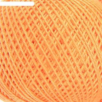 Нитки вязальные ирис 150м/25гр 100% мерсеризованный хлопок цвет 0604