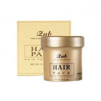 Маска для волос jps zab «увлажняющая», для повреждённых волос, 150 мл