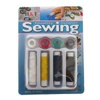 Набор для шитья, 8 предметов, цвет микс