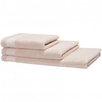 Полотенце peninsula medium, размер 50x100, цвет розовый
