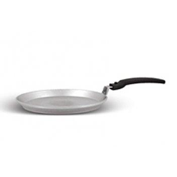Сковорода литая блинная 22см съемная ручка тм kukmara