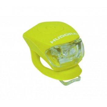 Фонарик hudora led licht shine lime (85067)