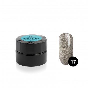 Гель для ногтей tnl «жидкая фольга» №17 галактика, 5 мл
