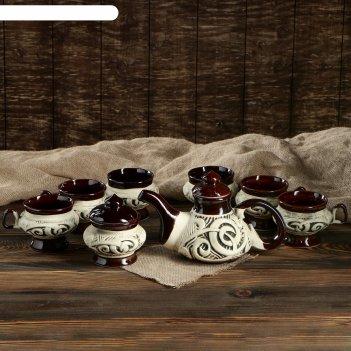 Чайный набор аладдин 8 предметов