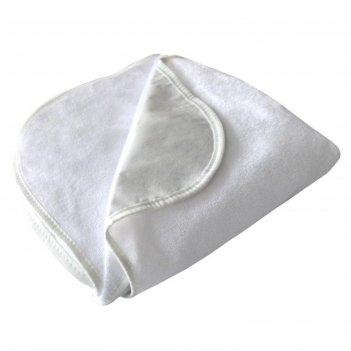 Наматрасник водонепронецаемый на резинке 180х200 см, белый, хл.80%, пэ 20%