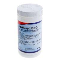 Средство для коррекции кислотности воды био ph-минус 1 кг