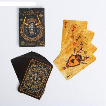 Игральные карты богатого нового года, 36 карт