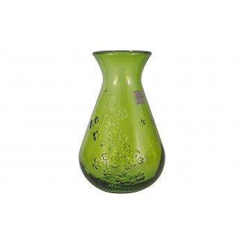 Ваза citron breeze, зелёная, 20 см