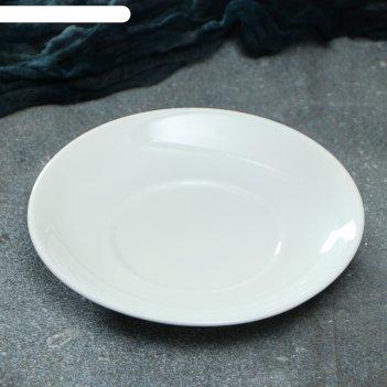Блюдце для чашки сиеста, 16 см, 1 сорт