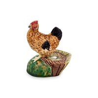 Подставка для зубочисток «курица», размер: 9 х 4,5 х 11,5 см, материал: ке