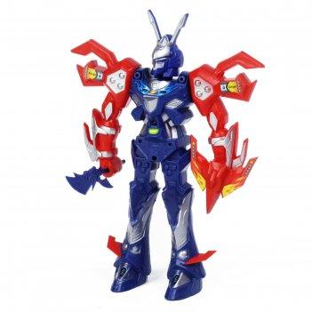 Робот защитник, цвета микс
