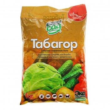 Средство от болезней растений «табагор» здоровый сад, 1кг