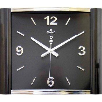 Настенные часы gastar 631 b (пластик)