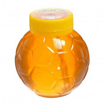 Мыльные пузыри мячик 160 мл  микс