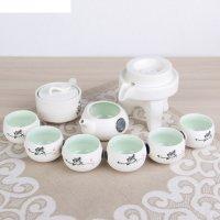Набор для чайной церемонии 9 предметов путь даоса чайник 180 мл, 6 чашек 7