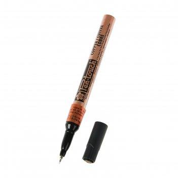 Маркер перманентный для декора sakura pen-touch узел-игла 0.7 мм спиртовая