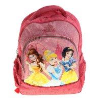 Рюкзак ортопедический мягкий 3отд disney принцессы 25581