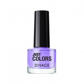 Лак для ногтей divage just colors, тон № 43