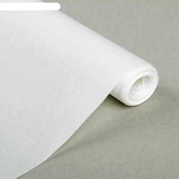 Калька 30 г/кв.м, ширина - 42 см, 15 м, цвет белый