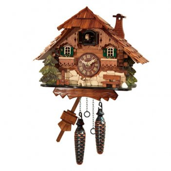Часы с кукушкой sars 0414-8m