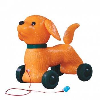Каталка собака шарик