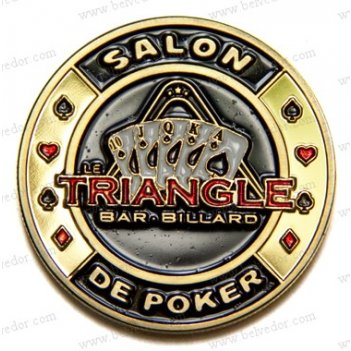 Хранитель карт cardguard salon de poker triangle