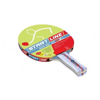 Ракетка level 400 для настольного тенниса, анатомическая рукоятка