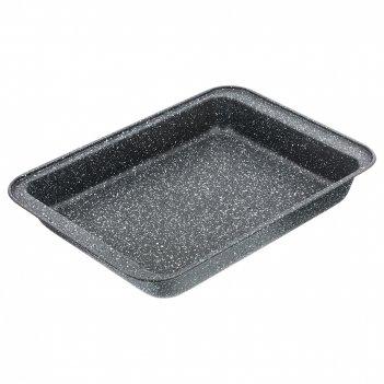Форма для выпечки agness антипригарное покрытие 42,5*29*5 см, монблан (кор