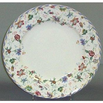 Тарелка обеденная букингем