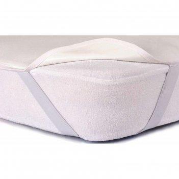 Наматрасник-простыня flat с резинками, размер 80х180 см
