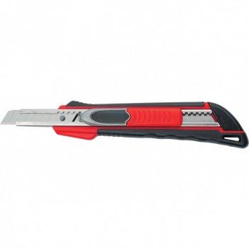 Нож, 9 мм, выдвижное лезвие quick blade металлическая направляющая, двойна