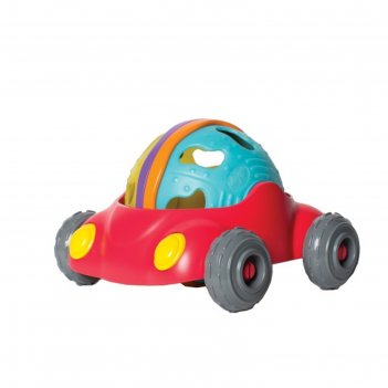 Погремушка playgro «машинка»