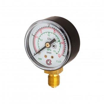 Манометр сварог тм-210р.00(0-30/12l/min(0,4mpa)m12х1,5.2,5. со2