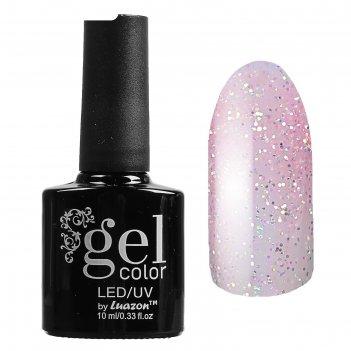 Гель-лак для ногтей, однофазный, led/uv, 10мл, цвет 216-181-34