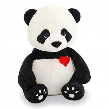 Мягкая игрушка панда бу: влюбленное сердце, 20 см os807-38/20