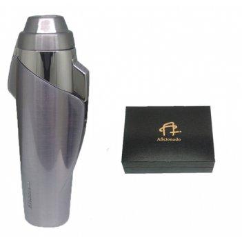 Зажигалка для сигар с пробойником, арт. afn-l202cg, от afici